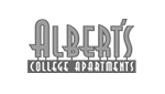 Albert's Apartments Logo